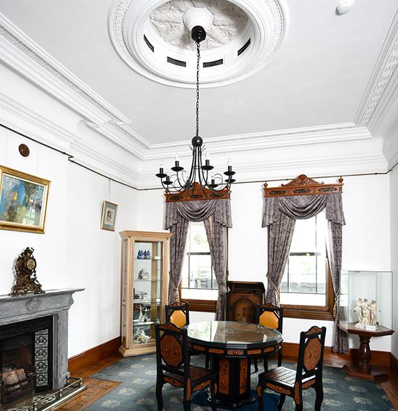 西洋式房间内部