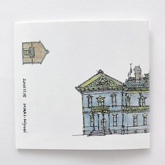 函館基坂の建築1