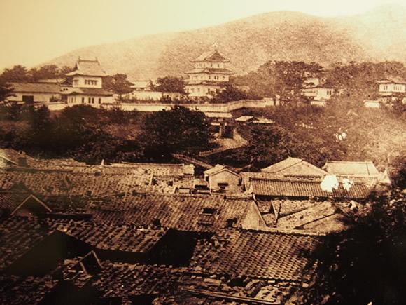 松前・福山城の築城