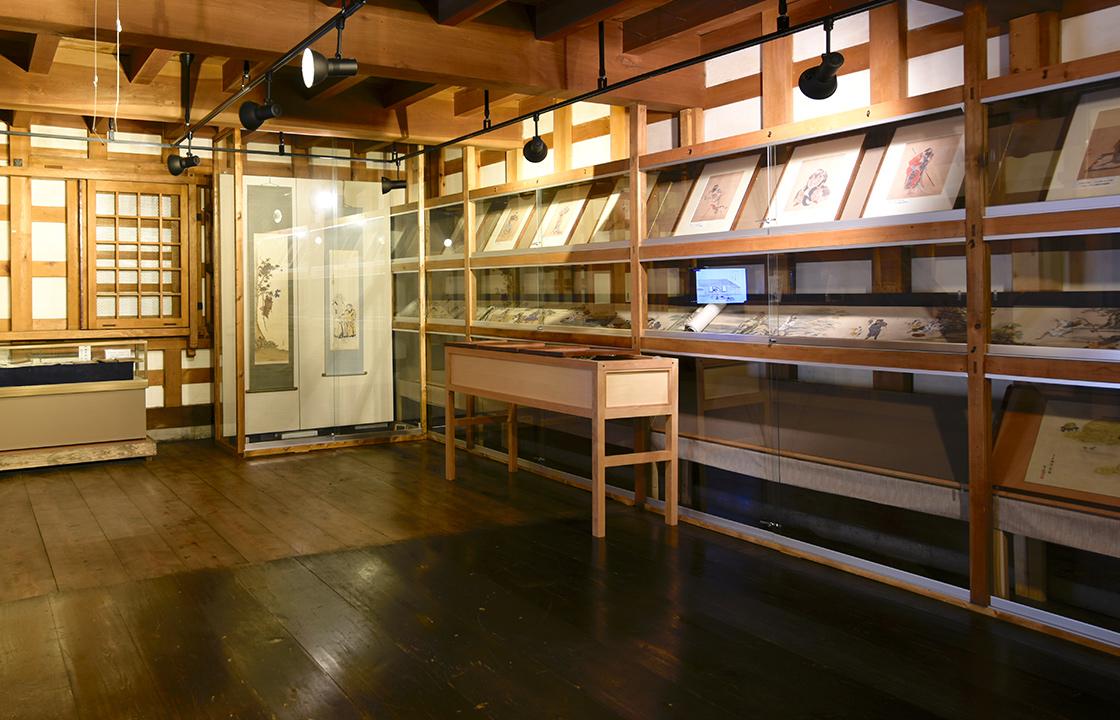 歴史的美術館「歴史回廊」